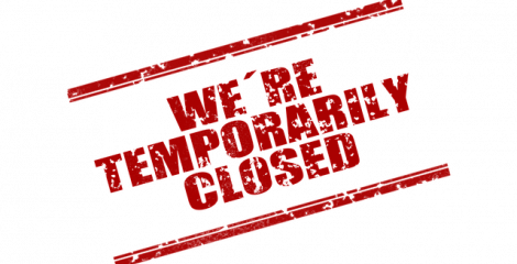 Employees and Closing Down Temporarily